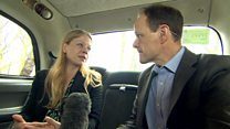 London mayoral election: Green party cab share