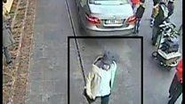 【ブリュッセル連続攻撃】市内歩く容疑者 防犯カメラ新映像公開