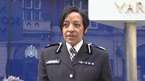 Met statement on missing officer