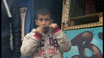 英国 未成年の難民受け入れに新制度