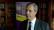 UKIP launches manifesto for Holyrood election