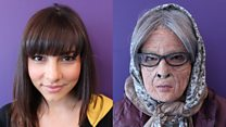 Are we ageist? Actress goes undercover as a 90-year-old