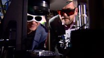 New laser holograms deter counterfeiting