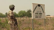 Inside abducted Chibok girls' school