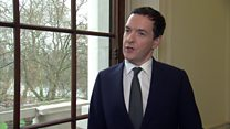 Osborne on tax return release