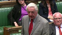 Labour MP kicked out of Commons chamber