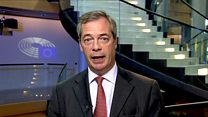 Farage: IMF 'is an outpost of the EU'
