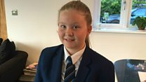 Cheshire girl helps choose next UN secretary general