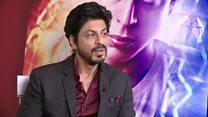 Bollywood star talks London