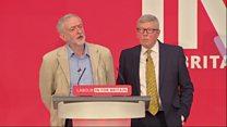 Corbyn 'won't recant' EU criticisms