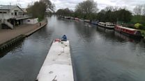 Concern over congestion on canals