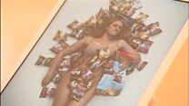 Size 14 model hits back at 'fat' jibes