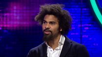 Boxer Haye on fights: I love it!