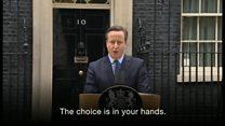 6月23日に英国民投票 EUに残りたいか