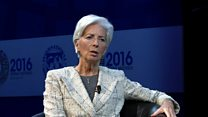 IMF wants leadership on financial crime