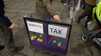 More bothered by tax evasion or benefit fraud?