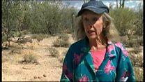米アリゾナ州女性 砂漠で9日間生き延びる