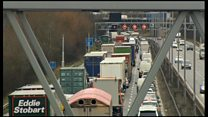 Calls for M6 toll charges to be scrapped