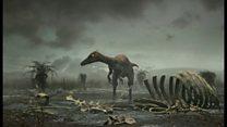 恐竜絶滅は小惑星衝突のせいではない? 英研究者らが新説