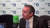 Liam Fox: Brexit would 'free UK from sclerotic Europe'