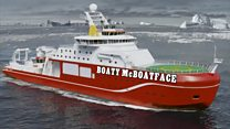Will this really be called Boaty McBoatface?