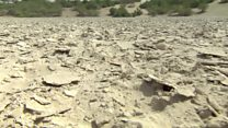 Why is Lake Chad disappearing?