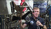 How to run a marathon in space