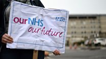 What is the junior doctors' strike about?
