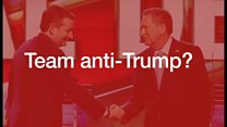 【米大統領選2016】反トランプ同盟? ライバル2候補が協力へ