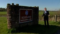 Scottish parties make tax pitches to voters