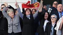 Hillsborough fans unlawfully killed