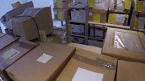 How Hillsborough evidence was kept safe