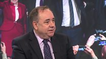 Salmond asked about SNP record in government