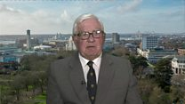 'I have always lived by a council diary'