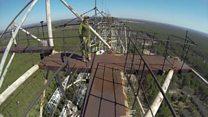 Imyaka 30 iraheze impanuka ya Chernobyl ibaye, hari abajayo?