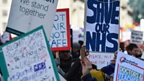 Why are junior doctors on strike?
