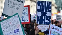 What's the impact of doctors strike?