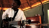 Zimbabwean on singing in German