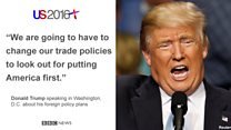 Trump: 'Consequences for companies that leave the US'