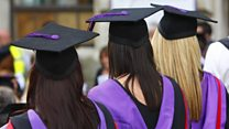 How does English student debt stack up?
