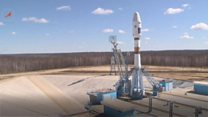 Russia launches first rocket from its new cosmodrome