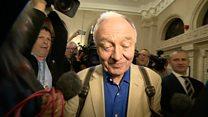 Ken Livingstone suspended in anti-semitism row