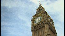 ロンドン「ビッグベン」 時計改修でしばらくお休み