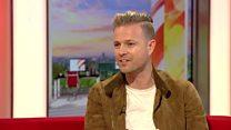 Westlife star's Eurovision hopes