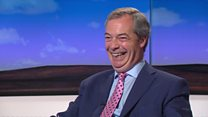 What's in a name? Farage like garage?