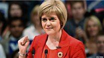 Sturgeon defends stance on second referendum