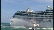 フロリダからキューバへ50数年ぶりの船旅