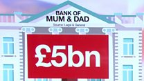 'Bank of Mum and Dad': Don't get caught out