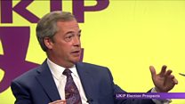 Farage predicts election gains