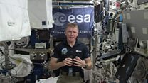 Peake: How my body changed in space